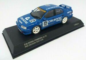Kyosho 1:43 - Nissan Calsonic Première N°12 Pre-season Test Car 03312E