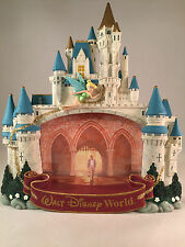 Walt Disney World The Disney Store Tinker Bell Magic Kingdom Castle 4 X 6 Pictur
