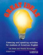 Great Ideas Student's book: Listening and Speaking Activities for Students of A
