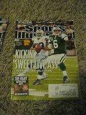 Mark Sanchez Sports Illustrated Magazine SEPT 2011 COLLECTORS ITEM