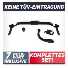 Anhängerkupplung starr+ES 7p uni. Für Fiat Seicento 98-10 Kpl.