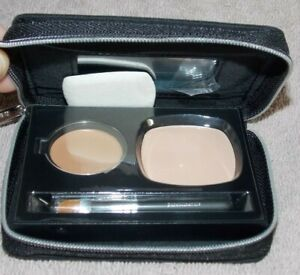 BareMinerals Flawless Complexion CHOOSE COLOR Conceal & Finish Duo Brush New