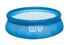 """Intex 12' x 30"""" Easy Set Above Ground Swimming Pool & Pump 