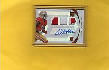 2013 PANINI MOMENTUM RC 2/COLOR JERSEY AUTO QUINTON PATTON #229  34/49