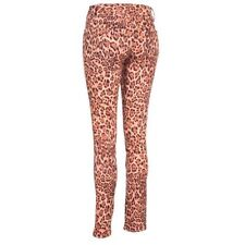 NWT! ALICE + OLIVIA Stacey Bendet LEOPARD Slim Fit Jeans SOLD OUT! sz.4 $242