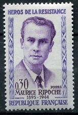FRANCE TIMBRE NEUF N° 1250 **  MAURICE RIPOCHE