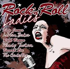 CD Rock n Roll Ladies von Various Artists  2CDs