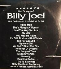 Karaoke The Songs Of Billy Joel
