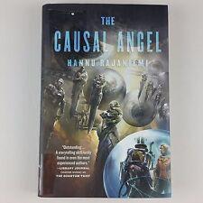 THE CAUSAL ANGEL - HANNU RAJANIEMI (HARDCOVER) SCIFI