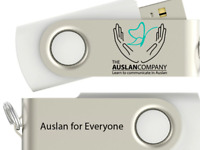 Auslan for Everyone on USB