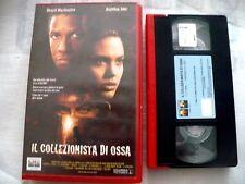 IL COLLEZIONISTA DI OSSA _  VHS EX NOLO_ FILM THRILLER 1999