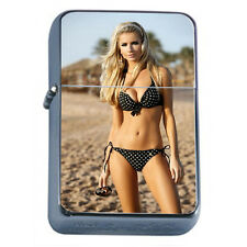 French Pin Up Girls D2 Windproof Dual Flame Torch Lighter