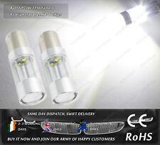 40W Cree LED BA15S P21W 1156 382 Xenon White Reverse Rear Back Up Light Bulbs