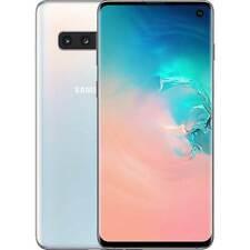 SAMSUNG Galaxy S10 G973 128Gb Dual Sim white Bianco No Brand Garanzia EU Nuovo