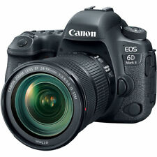Canon EOS 6D Mark II DSLR Camera w/ 24-105mm f/3.5-5.6 STM Lens 1897C021