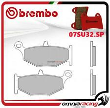 Brembo SP - pastillas freno sinterizado trasero para Suzuki GSXR600 2006>2010