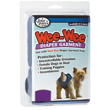 Four Paws Wee-Wee Dog Diaper Garment X-Large. NEW