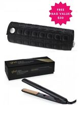 ghd Original Professional Hair Straightener Styler + Bonus Case /Heat Mat