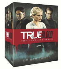 True Blood: Complete Series Season 1-7 (DVD 2014, 33-Disc Box Set) 1 2 3 4 5 6 7