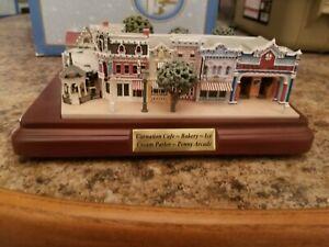 Disney Olszewski Disneyland Main Street Carnation Cafe & Penny Arcade