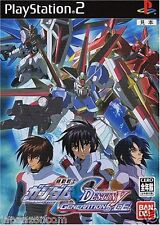 Used PS2 Mobile Suit Gundam Seed Destiny SONY PLAYSTATION JAPAN IMPORT