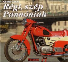 Book - Pannonia Motorbikes - Regi szep Pannoniak Pt 1 - 500+ Colour Photos