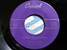 Dean Martin - Promise Her Anything / The Triche Trache - Capitol F3787
