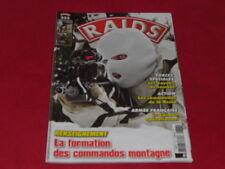 RAIDS 333 RENSEIGNEMENT : LES COMMANDOS DE MONTAGNE