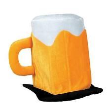 Plush Beer Mug Hat