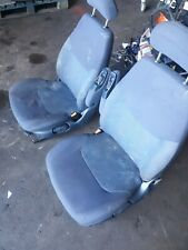 Ford galaxy Vw Sharan Pair Of Front Swirvel/Captain Seats