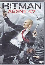 Dvd **HITMAN ♦ AGENT 47** nuovo 2015