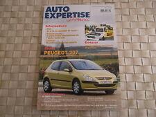 REVUE TECHNIQUE CARROSERIE AUTO EXPERTISE PEUGEOT 307 essence et diesel