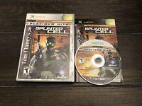 Splinter Cell Pandora Tomorrow - Original Xbox - Complete CIB