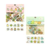 80Pc/Set Kawaii Decorative Sticker Diary Album DIY Scrapbooking Stickers