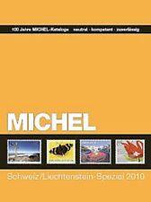 Michel Katalog Schweiz / Liechtenstein Spezial 2010 NEU!