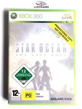 Star Ocean Last Hope Xbox 360 Nuevo Precintado Promo Sealed Brand New PAL/UK