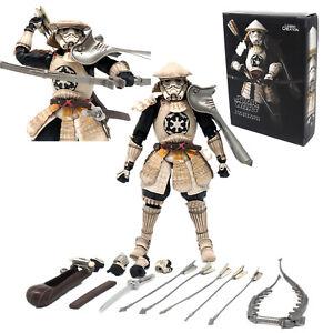 7'' Star Wars Action Figure 4Generations Samurai Yumi Stormtrooper Model Toy