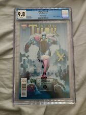 Mighty Thor 9 Jason Aaron story Russell Dauterman Tradd Moore Variant Cover 2016