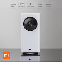 Indoor Xiaomi Dafang 1080P 120°Smart IP Camera Wi-Fi Full HD Motion Detection US