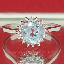 Diamond Not Enhanced Sterling Silver Fine Jewellery