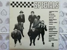"""THE SPECIALS      """"SPECIALS""""     VINYL LP RECORDS"""