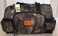 Caterpillar CAT Logo Camo Duffel Bag