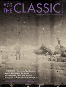 The CLASSIC photo mag #03 (Spring 2020) THE CLASSIC #03Spring 2020Magazine