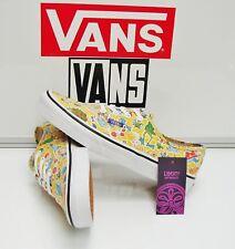 Vans Authentic Liberty Wonderland True White VN0ZUKFHI Women's Size: 6.5 -S-