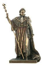 12 Inch Coronation of Napoleon Bonaparte Statue French Sculpture Military Figure