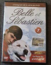 Belle et Sebastien, episode 7 - la piste du grand defilé,  DVD serie TV