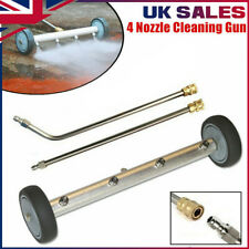 More details for pressure washer car undercarriage cleaner 16'' under body chassis road cleaning