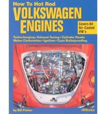 Fisher Bill-How To Hotrod Volkswagen Engines BOOK NEW