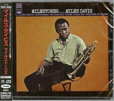 MILES DAVIS-MILESTONES-JAPAN SACD Hybrid F83