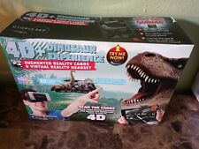 4D+ Dinosaur Experience Augmented Reality Cards & Virtual Reality (VR) Headset